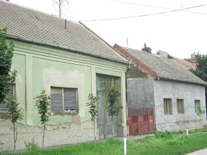 Sečanj,_old_houses