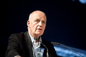 Götz Werner, DM-Gründer und wichtigster Propagandist des bedingungslosen Grundeinkommens in Deutschland
