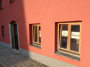 Im bayerischen Wald: Saniert, aber leerstehend