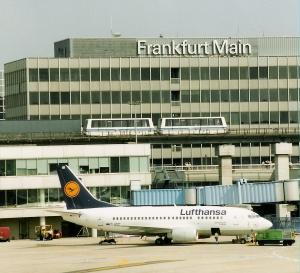Flughafen Frankfurt, Terminal 1