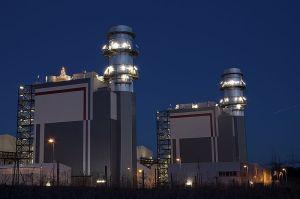 Trianel Gaskraftwerk (Hamm-Üntrop)