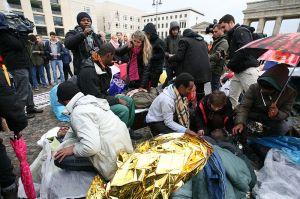 Hungerstreik von Flüchtlingen in Berlin (2013)