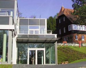 Reinhardswaldschule bei Kassel