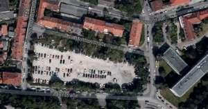 Adolfstraße, Hannover (Google-Satellitenbild)