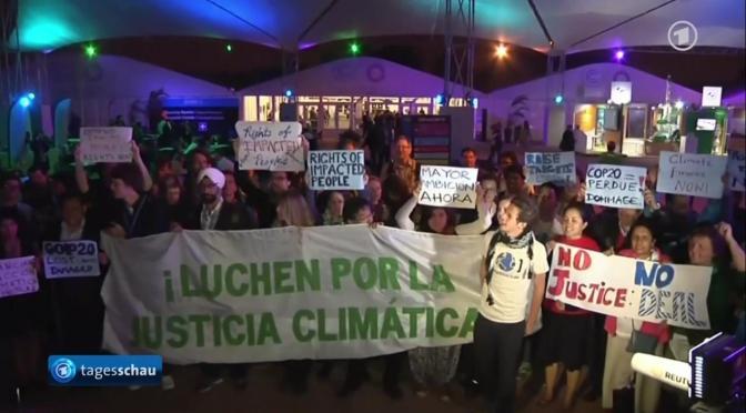 Déjà vu: Lima – wenig prima für das Klima