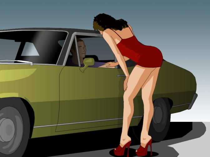 Autobahnprostitution: Bordsteinschwalbe SPD tut den Rent-Grabbern nicht weh