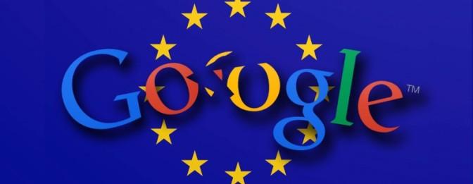 Google und die EU: Nichts Neues unter der Sonne