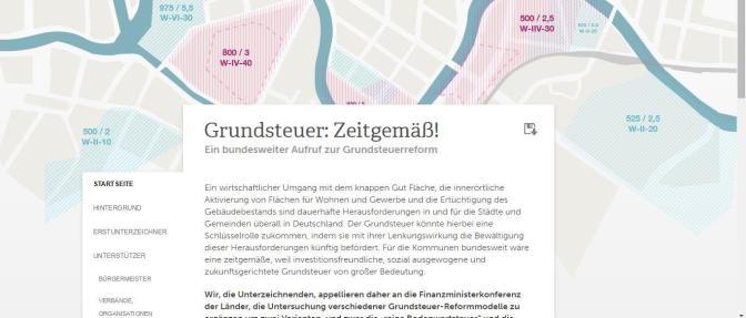 Schweiz: Initiative für Bodenwertsteuer