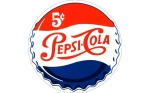 Größer Konkurrent von Coca Cola: Pepsi Cola