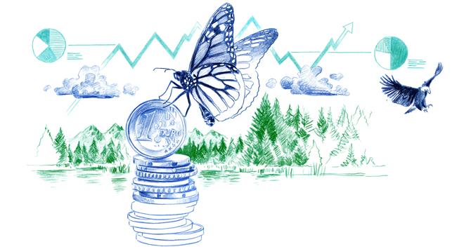 Pro und Contra Umweltbewertung: Lässt sich der Wert der Natur in Euro messen?