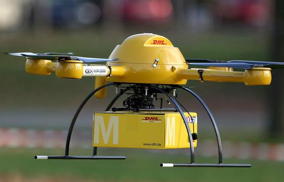 Dröhnung per Drohne: Paketzustellung im 21. Jahrhundert