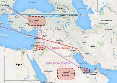 Quelle: EcoWatch (http://www.ecowatch.com/syria-another-pipeline-war-1882180532.html)