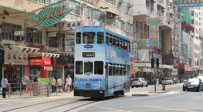 Verkehrswende: Lernen von Hong Kong
